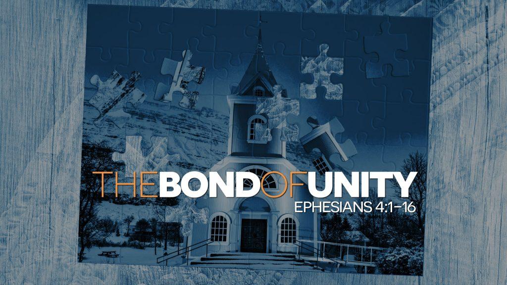 the bond of unity