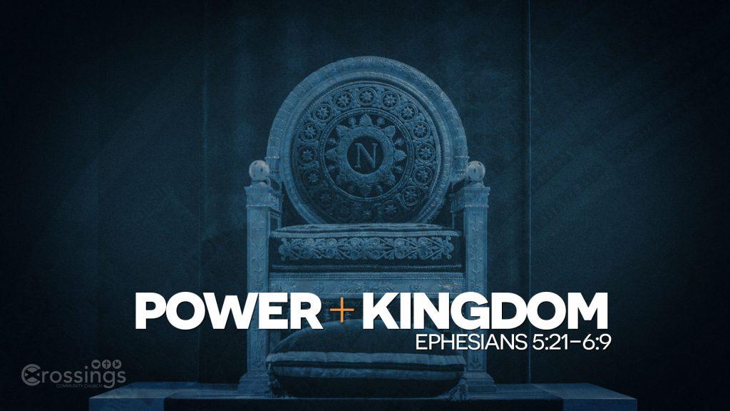 Power in God's Kingdom