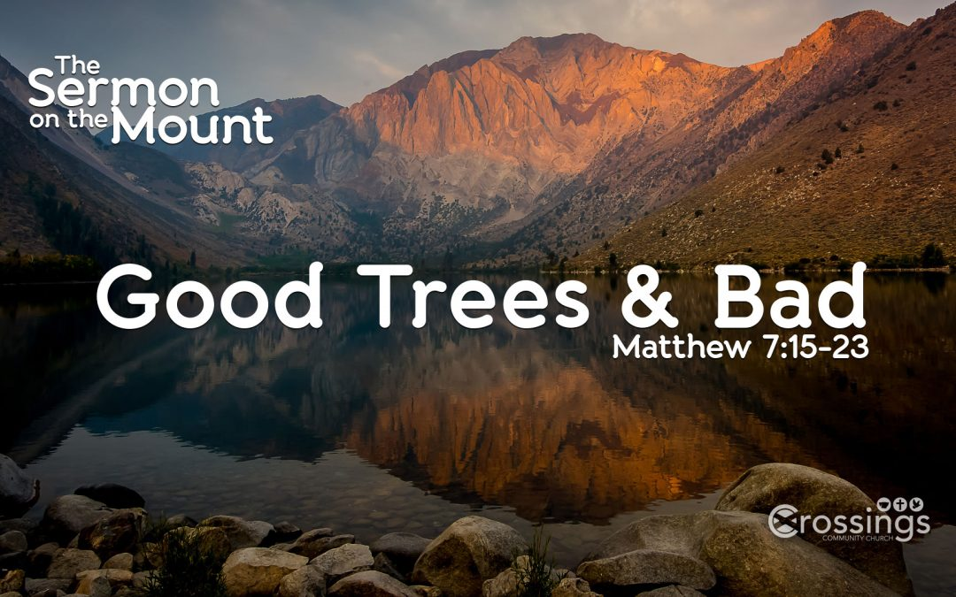 Character Over Accomplishments (Matthew 78:15-23)