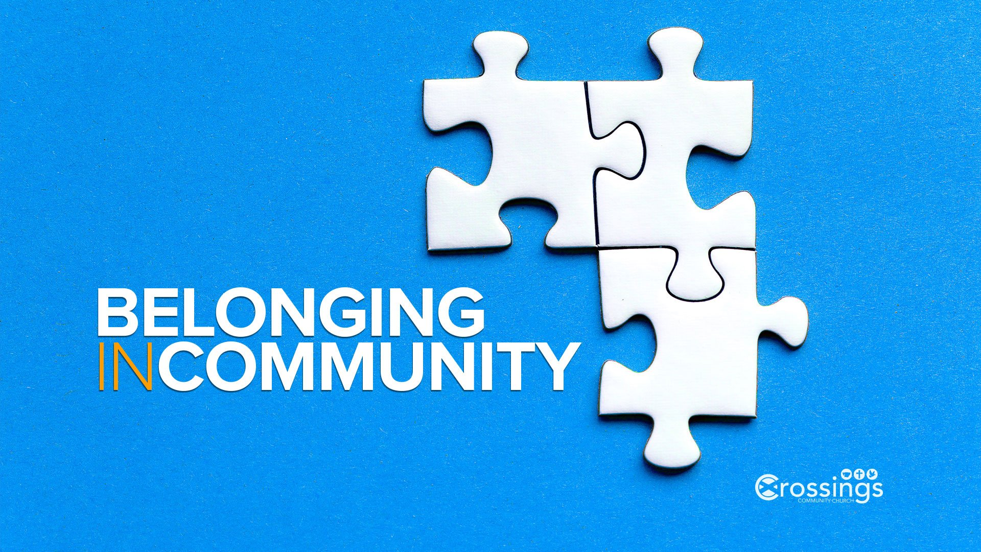 belonging in community