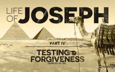 Forgiving Those Who Wrong You – Life of Joseph Part IV