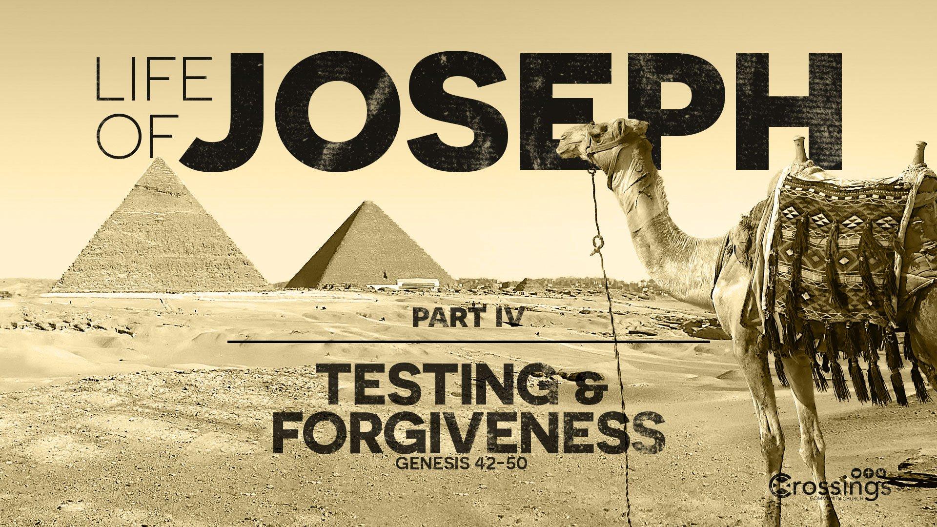 Forgiving those who wrong you