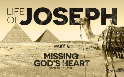 Missing God's Heart – Life of Joseph V