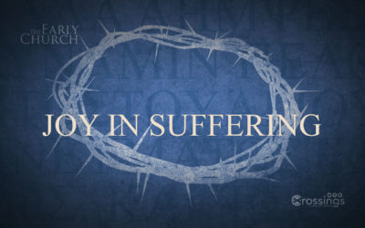 How Can I find Joy In Suffering?