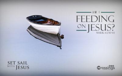 Feeding on Jesus